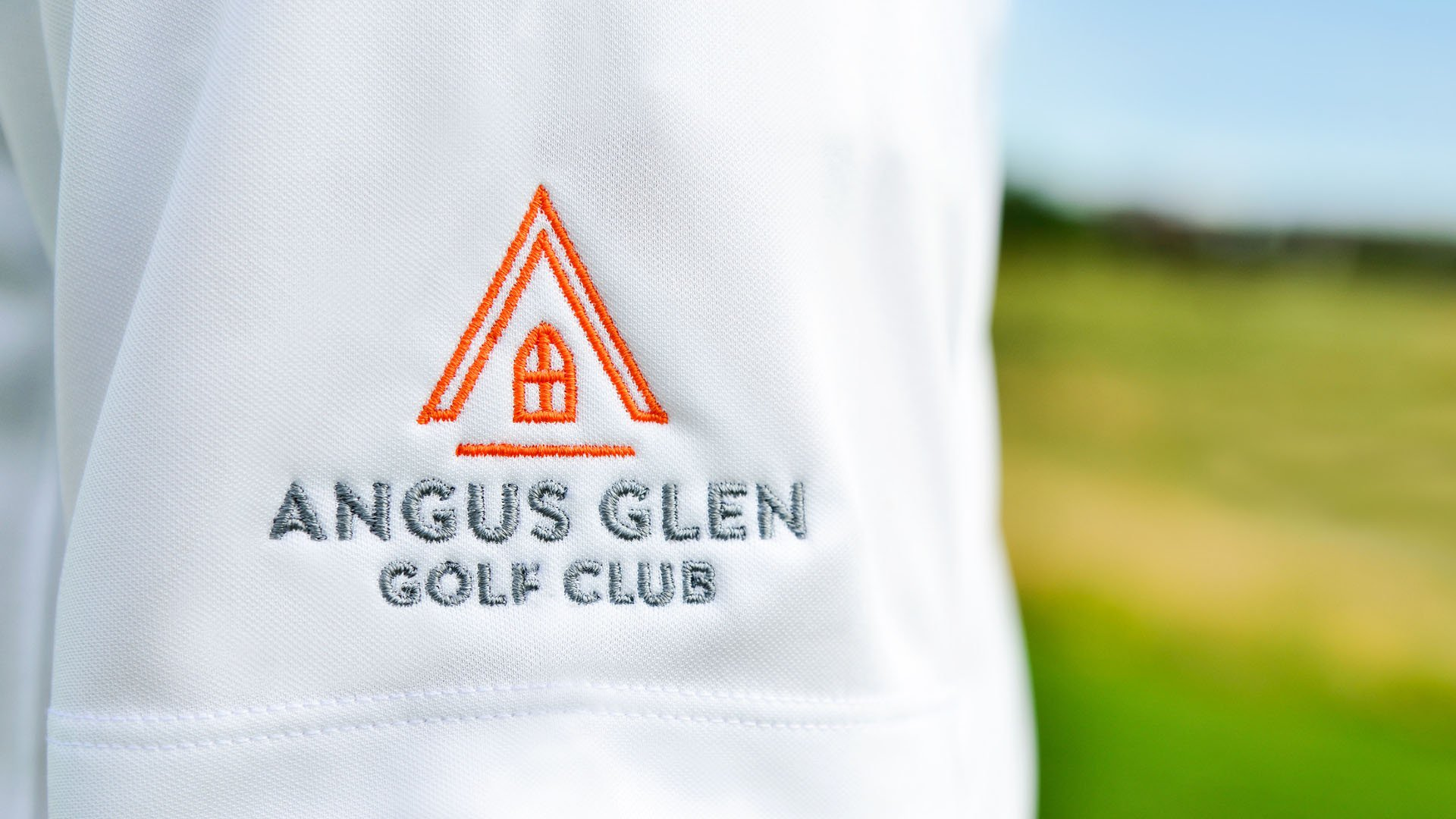 angus glen golf t-shirt