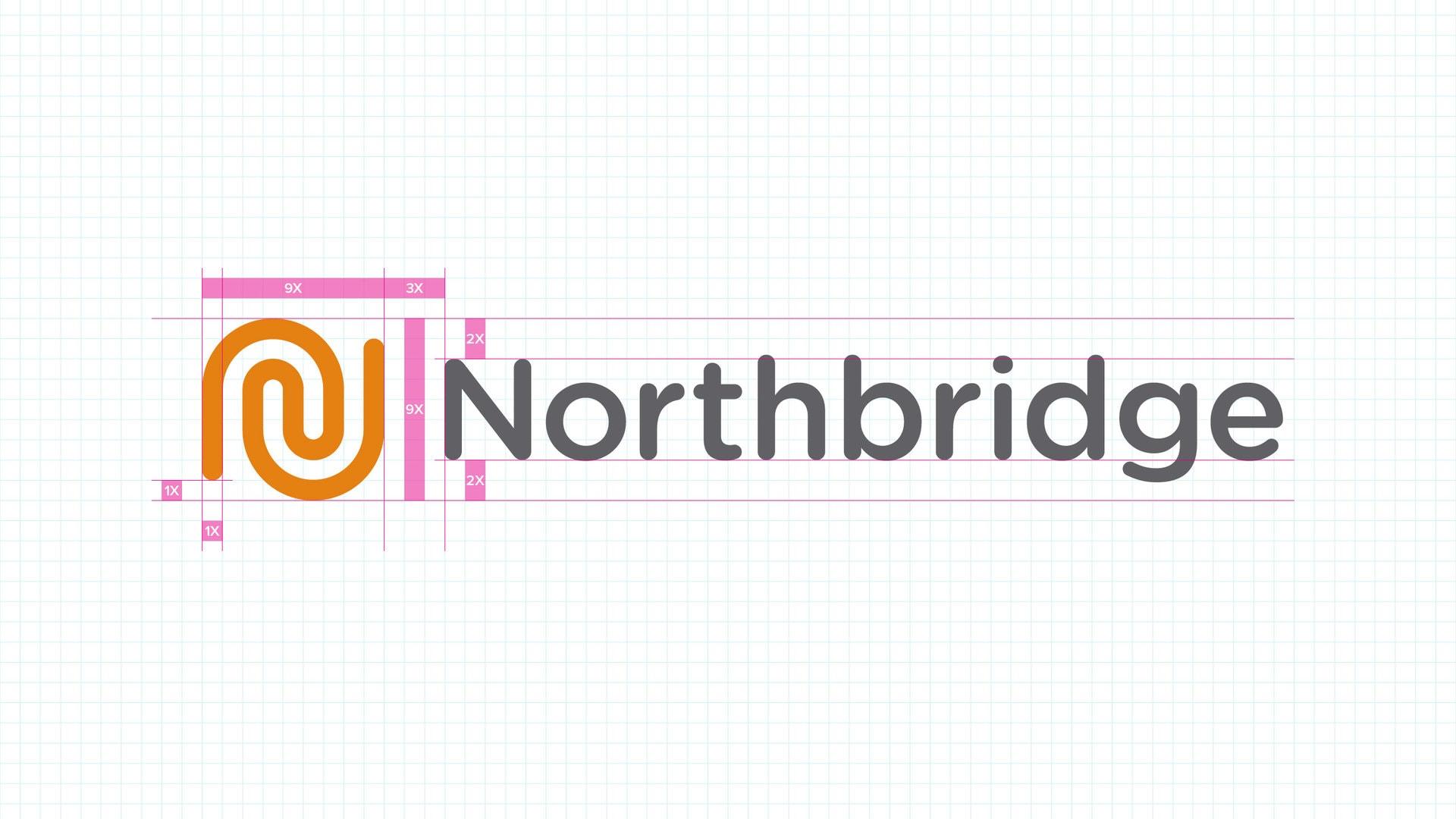grid of northbridge logo