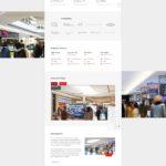 primaris website homepage