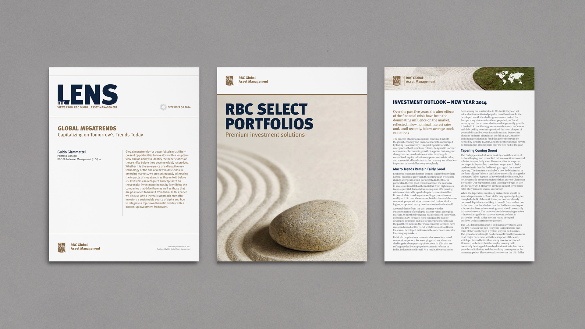 rbc page examples